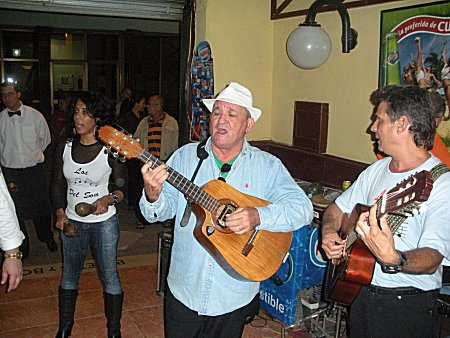 Great music in Cuba