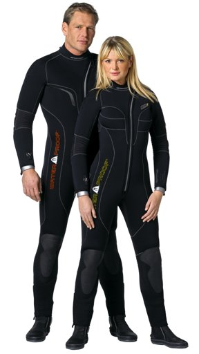 W1 Wet suits get recognition