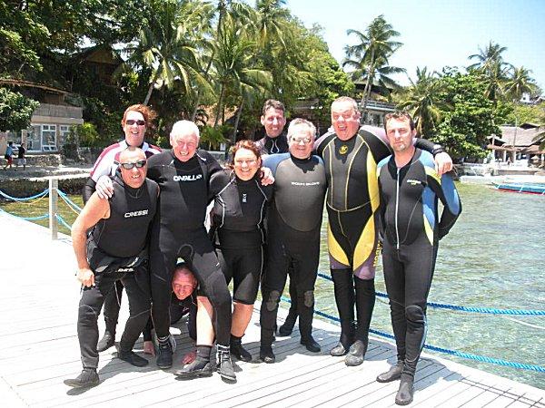 CCD Dive club